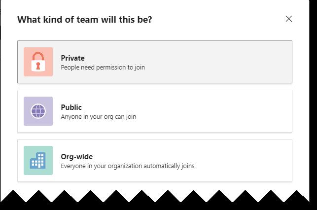 how to create a team in microsoft teams app