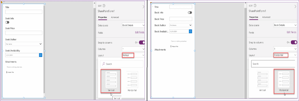 Customize SharePoint list forms with PowerApps