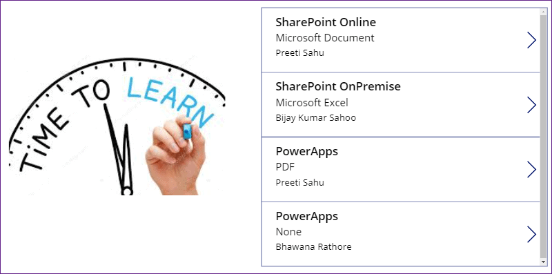 how to hide image in PowerApps