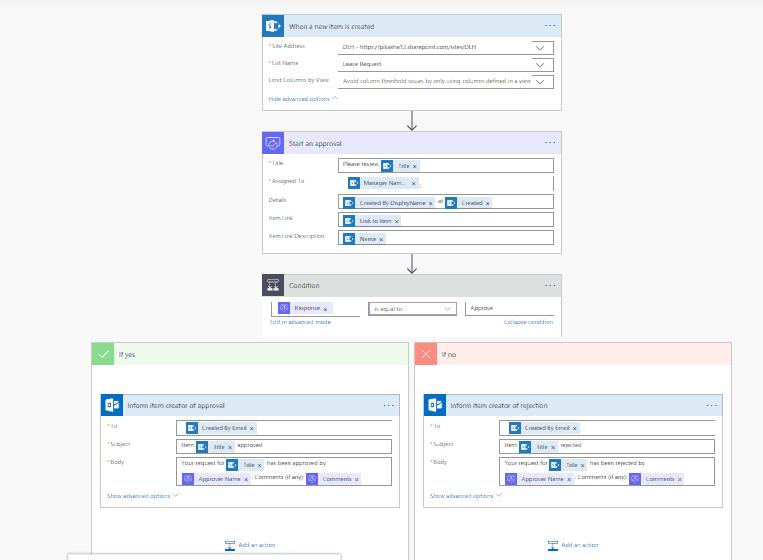 Microsoft Power Platform - Power Automate