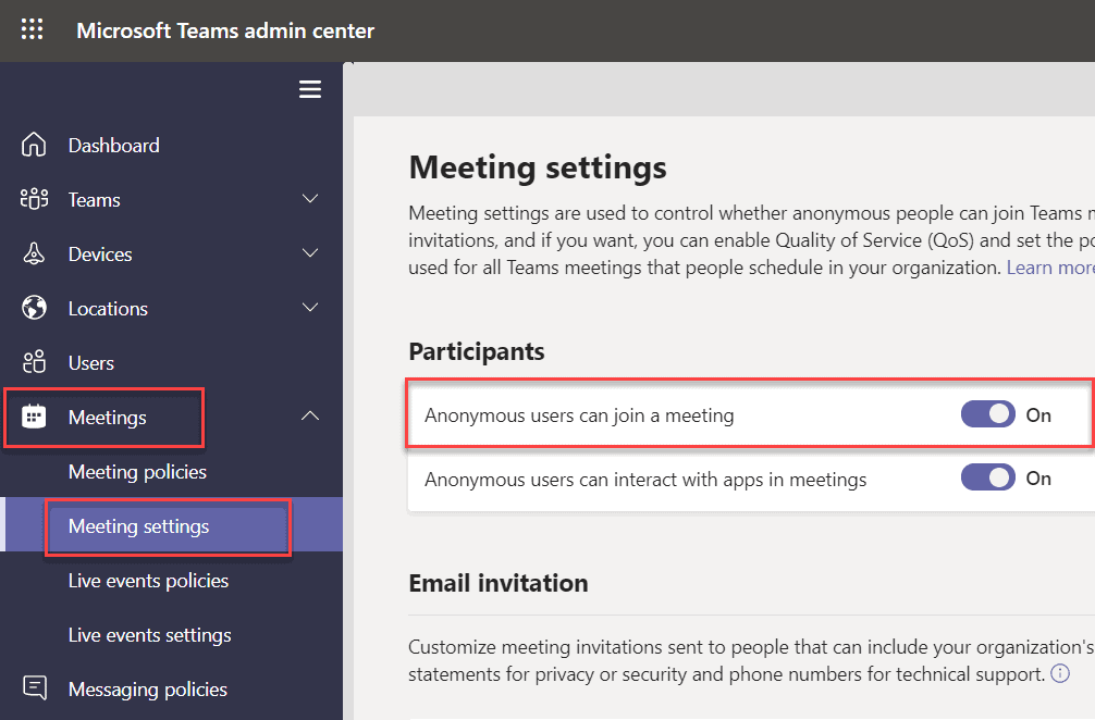 How to add Gmail users to Microsoft teams