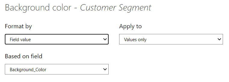 Power BI DAX Switch multiple conditions example