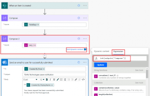 Microsoft flow convert decimal to the whole number