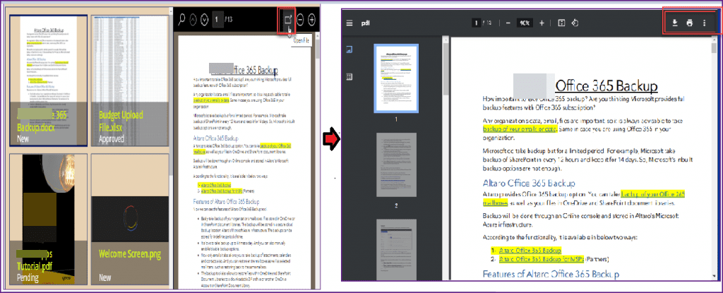 PowerApps PDF Viewer experimental
