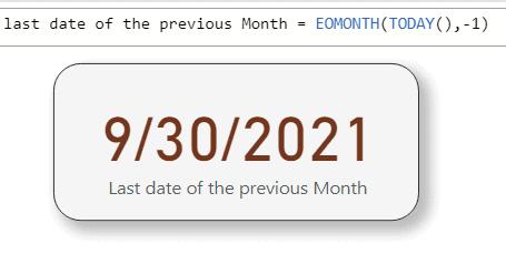 power bi last date of previous month